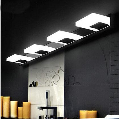 12 W LED Spiegel Licht Badkamer Washroom Muur Spot Light 110 220 V ...