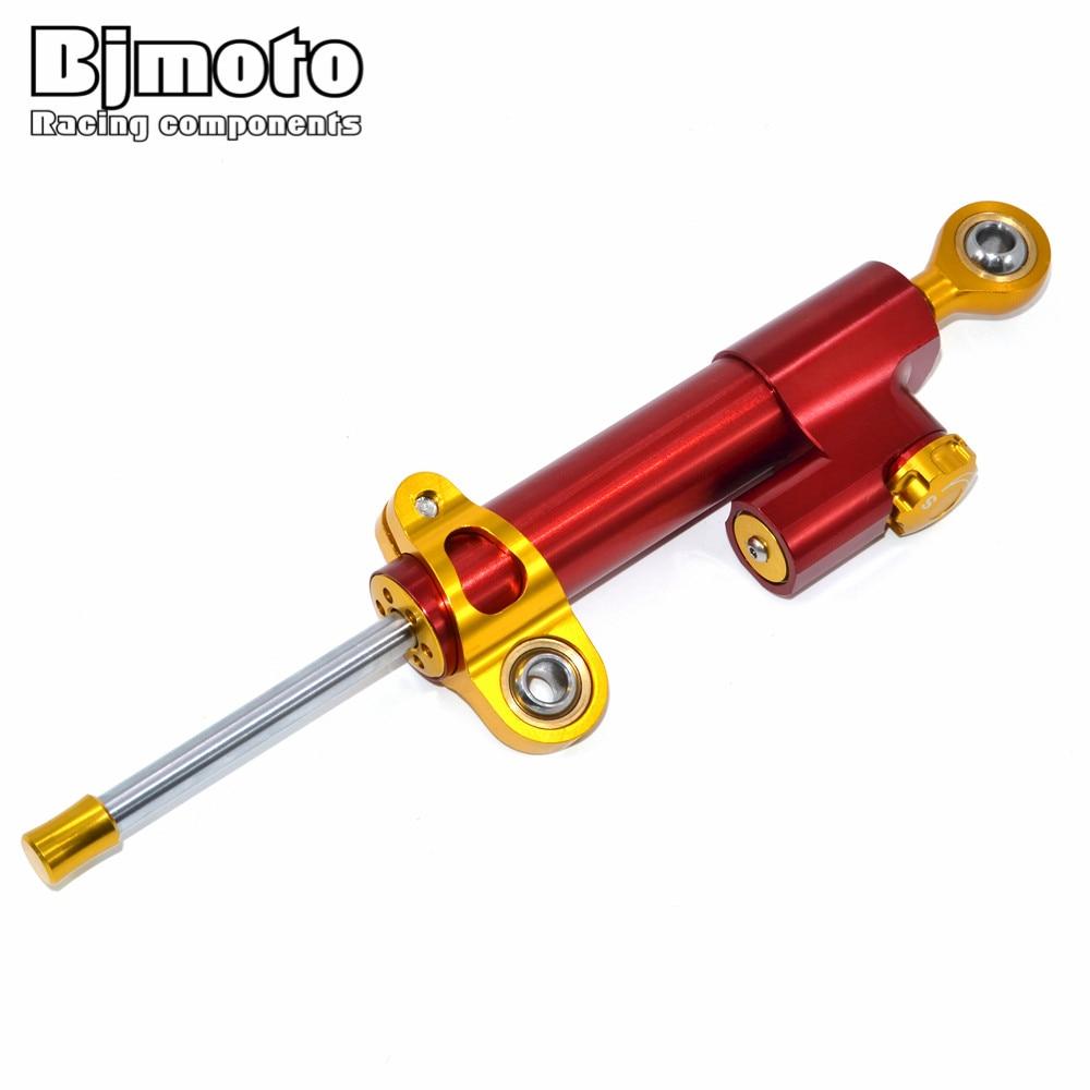 BJMOTO CNC Adjustable Damper Steering For Kawasaki Z750 Z800 Z900 Z1000 NINJA250 NINJA300 Motorcycle Racing Safety Control evans v spark 1 workbook рабочая тетрадь