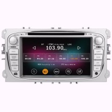 Android 2Din Car GPS Navigation DVD Player For Ford Focus Ford Mondeo 2014 2015 Car Audio