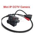 Mini IP CCTV cámara HD720P Cámara cctv ip de internet cámara baby monitor de CIRCUITO CERRADO de televisión de seguridad de internet TCP/IP, DHCP, PPPoE cámara de seguridad