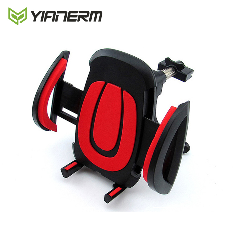 Yianerm One Touch Air Vent Car Mount Phone Stand Support Car Phone Holder For iPhone5s/6s/6plus,Samsung Galaxy S7 Edge,Vivo,etc