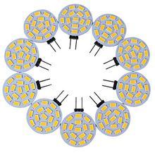 Двухконтактные Светодиодные лампы g4 15smd 5730 150 200 лм теплый