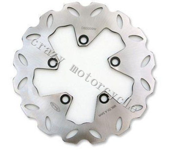 Free shipping motorcycle Front Brake Rotor Disc For SUZUKI RF600R 96-97 GSX600F 98-06 GSF600 BANDIT 95-06 RF600R 93-95 SV650 99