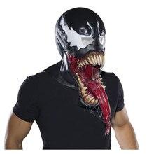 Spider-Man Venom Full Overhead Deluxe Latex Mask Beast Costume Halloween mascaras devil  horror party mask monster animal
