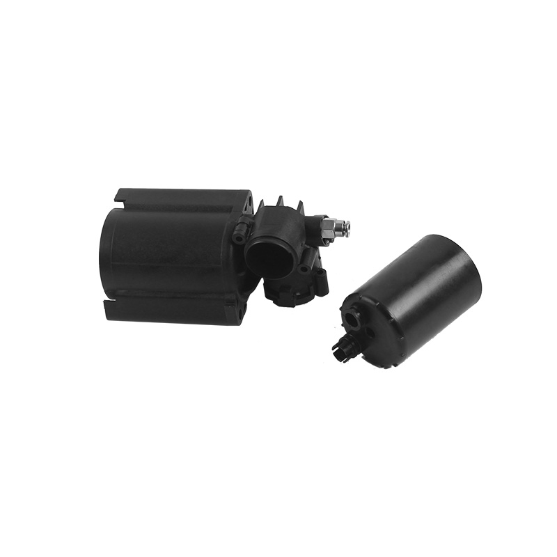 Wabco Dryer Housing Inner and outer Plastic parts Air Suspension Compressor repair kits For Audi Q7 4L8698007