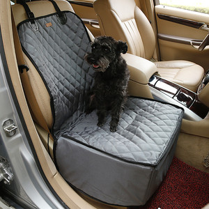 Image 2 - Doglemi nylonowa wodoodporna torba dla psa Pet Car carrier Dog fotelik samochodowy Cover torby transportowe dla małych psów Outdoor Travel hamak