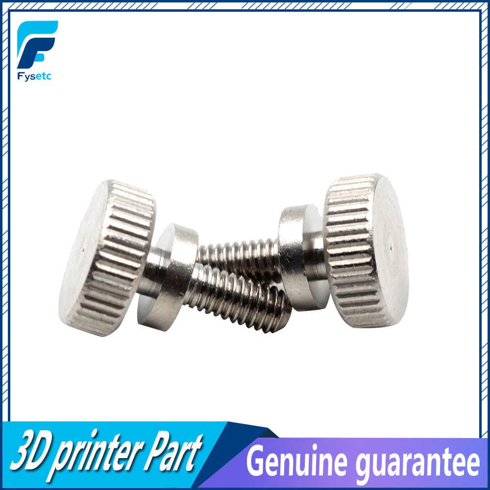 5 Pcs Titan Roda Jempol untuk 3D Printer Titan Extruder Bowden Extruder untuk Desktop FDM Printer MK8 J-Kepala bowden I3, kossel