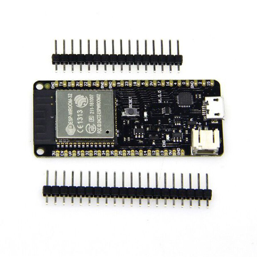 ESP32 ESP-32 ESP-32S ESP32S For WeMos Mini D1 Wifi Bluetooth Wireless Board Module Based ESP-WROOM-32 Dual Core Mode CPUESP32 ESP-32 ESP-32S ESP32S For WeMos Mini D1 Wifi Bluetooth Wireless Board Module Based ESP-WROOM-32 Dual Core Mode CPU