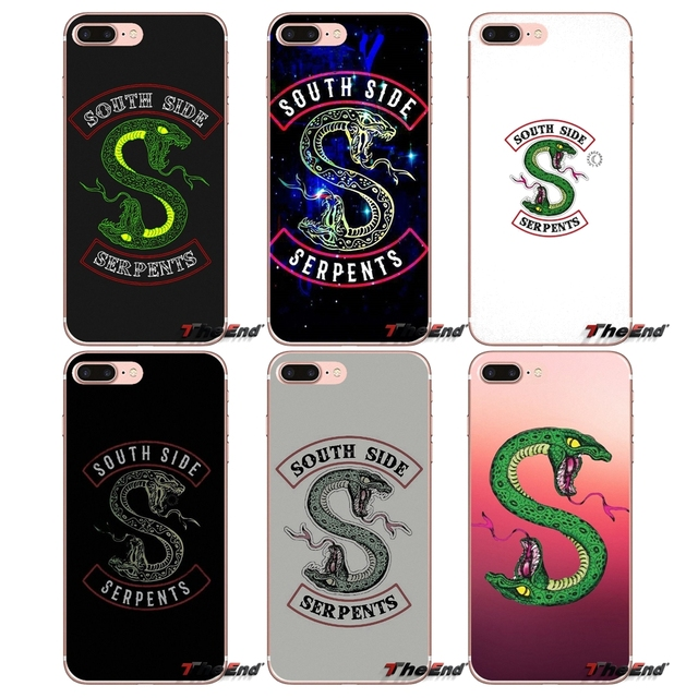 coque south side serpent iphone 8