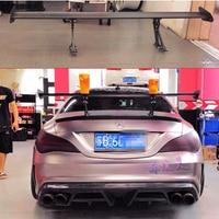 For Mercedes Benz CLA W117 CLA180 CLA200 CLA250 CLA45 Aluminum Alloy Rear Wing Spoiler GTS Style