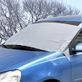 Universal Car Windshield Snow Cover Sunshade All Weather Frost Ice Guard Vehicle Windshield Protector 200X70CM