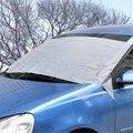 Universal Parabrisas Del Coche Sombrilla Cubierta All Weather Helada Hielo Nieve Guardia Vehículo Parabrisas Protector 200X70 CM