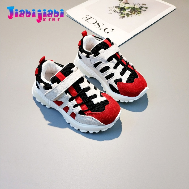 1-12T New Autumn Children Student Fashion Boys Football Sport Shoes Baby Girls Tennis Run Casual Shoes Toddler Kids Sneaker 1281 uovo autumn new boys shoes girls shoes children s casual sport shoes breathable comfort sneaker for kids high quality shoes