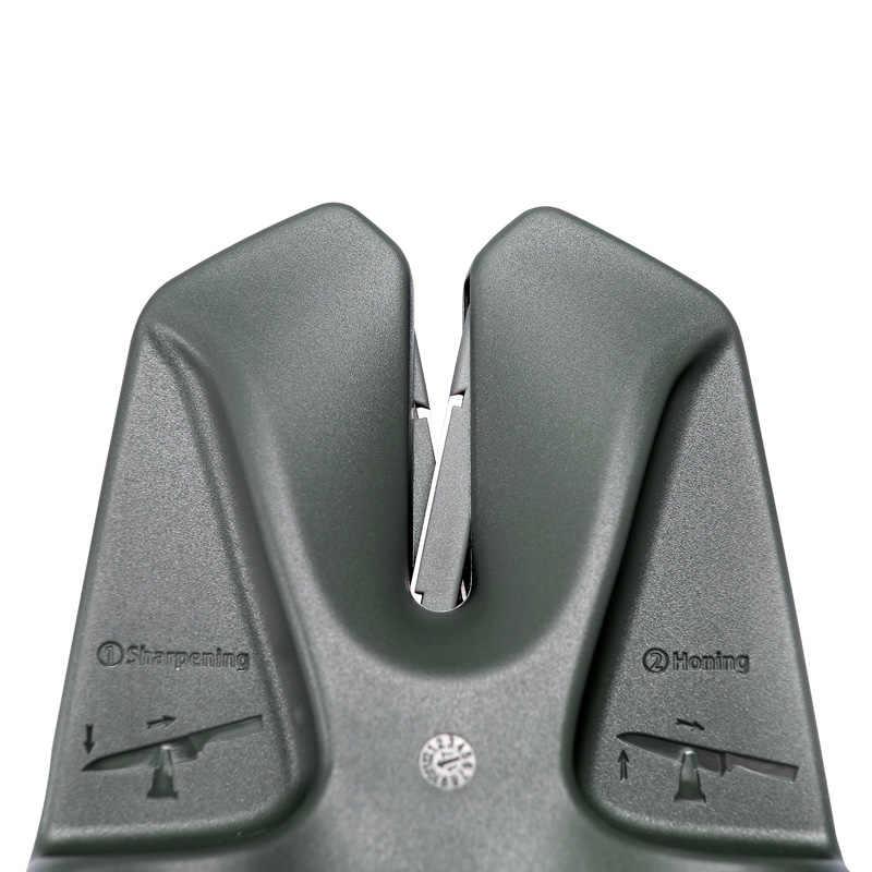 RISAM SHARP Carbide Knife Sharpener Professional Messenslijper Sacapuntas Afilador Cuchillo Sharpening Stone