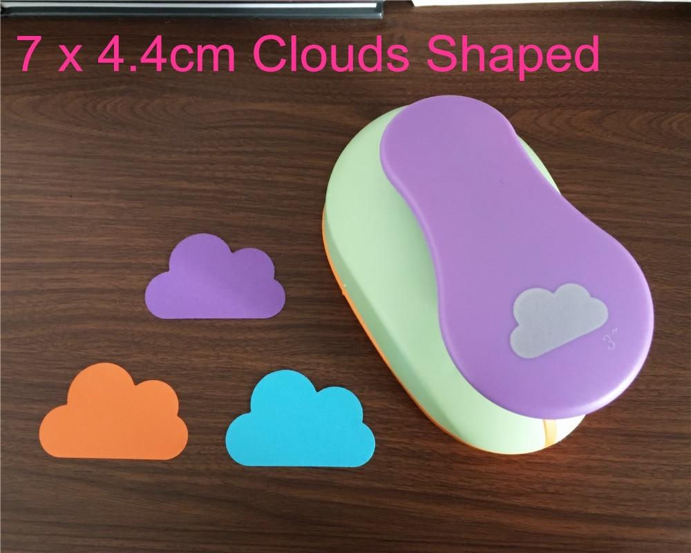 Aliexpress Buy Big Size Cloud Eva Foam Puncher Paper Cutter