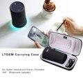 LTGEM EVA Жесткий Чехол для Anker Soundcore клеш + Plus Портативный 360 Bluetooth динамик