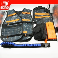 Tactical Equipment Camouflage Set of EKIND kit For Nerf Elite Outdoor Games