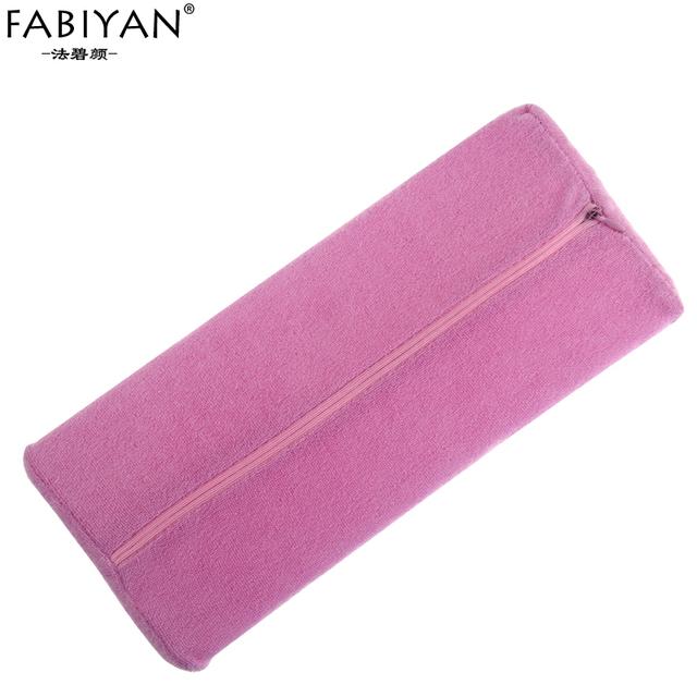 Professional Random Color Soft Hand Rest Cushion Pillow Nail Art Design Manicure Care Salon Half Column Tool Hot