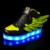 2016 new european fashion lindo led de iluminación niños shoes ventas calientes encantadores niños zapatillas de deporte de alta calidad cool boy girls botas