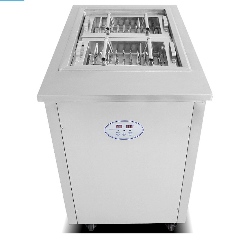 Stainless steel hard popsicle making machine/ice cream popsicle machineStainless steel hard popsicle making machine/ice cream popsicle machine