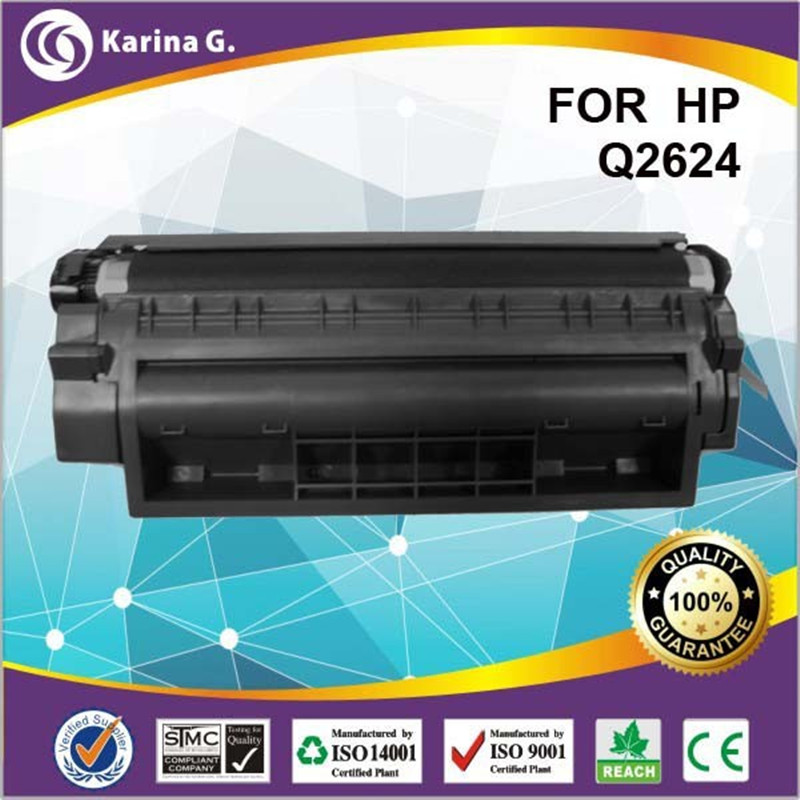 цены на  24a replacement toner 2624a for hp q2624a for HP LaserJet 1150 1150N