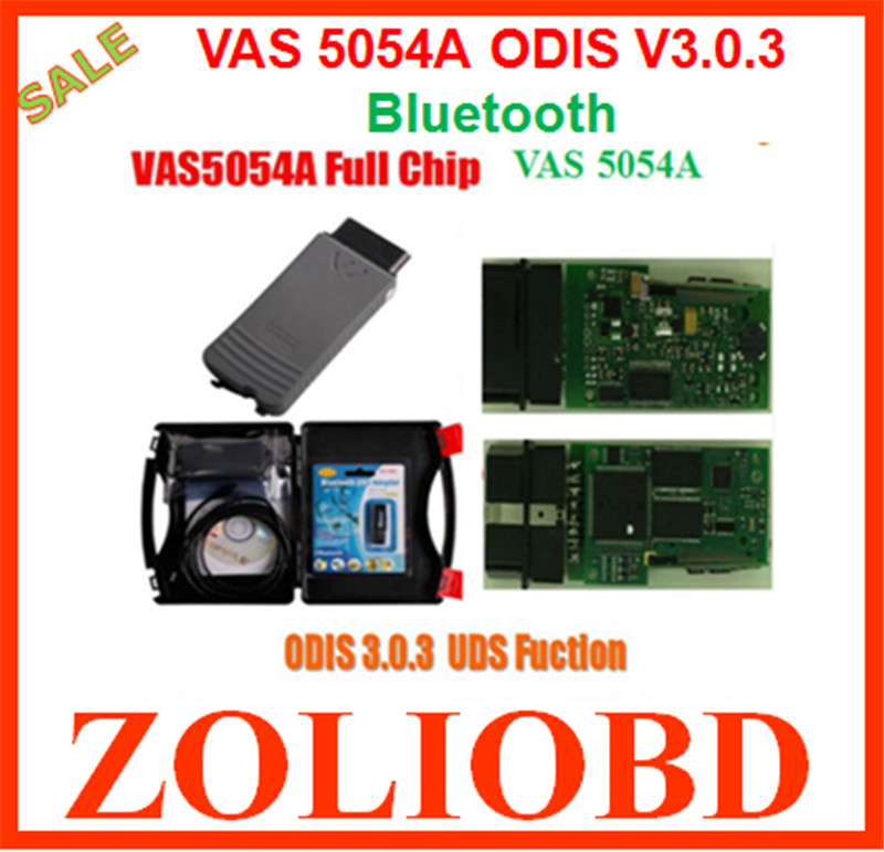 ! 2015 Best quality VAS 5054A Bluetooth universal diagnostic interface vehicles vas5054 OKI Chip - ZL Obdtoolshop Co.,Ltd. store