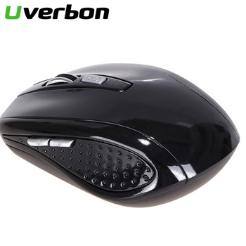 6 Buttons Wireless Mouse 1200DPI Optical Mouse Gaming Mice for PC Laptop Notebook Desktop image