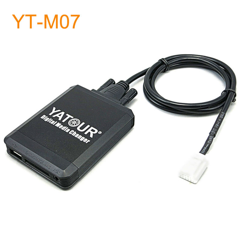 Car MP3 USB SD CD Changer for iPod AUX with Optional Bluetooth for Lexus ES300 ES330 IS220 IS250 IS300 IS350 GS300 GS400 GS430 car usb sd aux adapter digital music changer mp3 converter for skoda octavia 2007 2011 fits select oem radios
