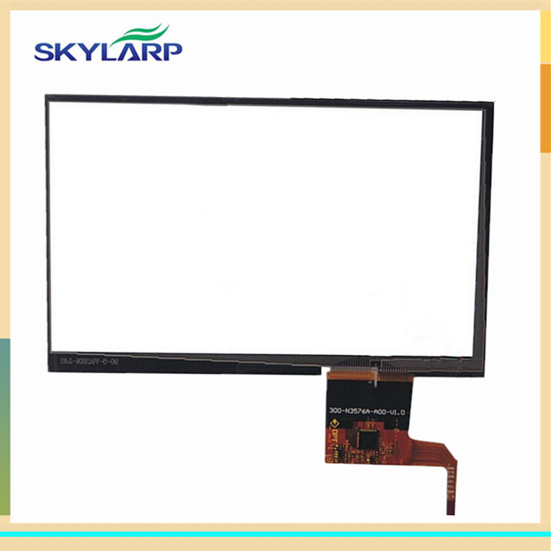 skylarpu new 7 inch capacitive touch screen digitiger touch panel glass for JXD S7100 Tablet PC/MID 10pcs lot 7 inch tablet pc touch screen external screen capacitive screen touch screen gt70pw86v z