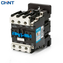 цена на CHINT AC Contactor CJX2-4011 LC1 40 Security CJX4 220v 380v Household 40a