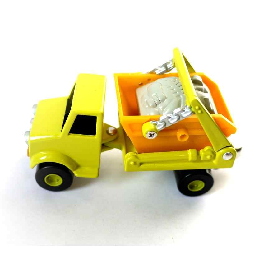 D917 새로운 선물 뜨거운 판매 어린이 장난감 밥 빌더 엔지니어 합금 장난감 자동차 트럭 모델 (건너 뛰기)