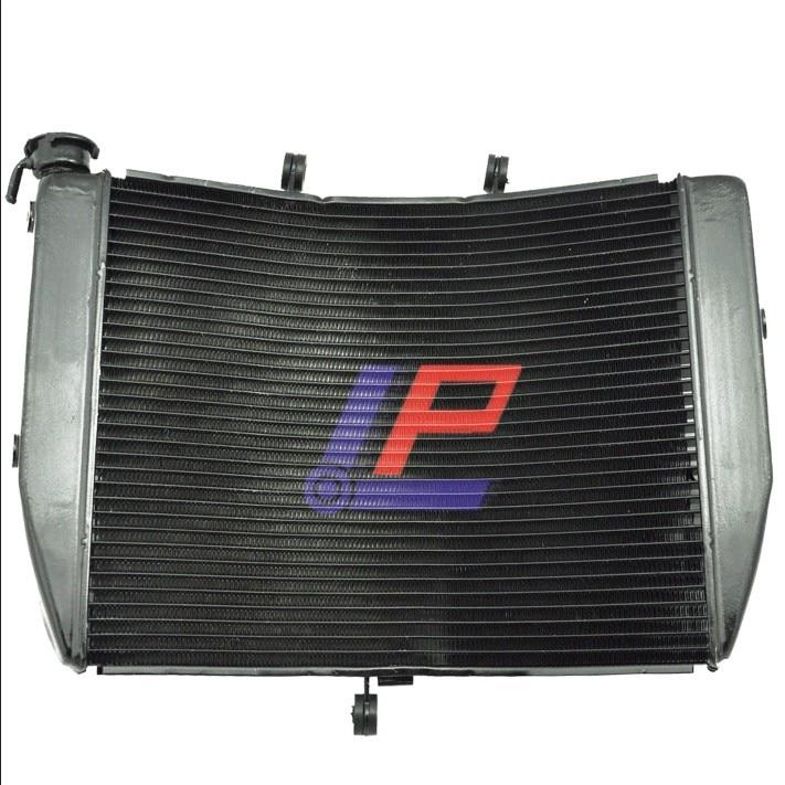LOPOR для Kawasaki ZR600RAF ZR600 РАФ ниндзя ZX-6р запросу zx6r 2009 2010 2011 ZX в 6р 09 10 11 мотоцикл частей алюминий охлаждения радиатора