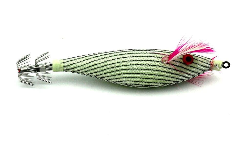 3 ədəd NEW Plastik karides cazibəsi Squid jig balıq ovu - Balıqçılıq - Fotoqrafiya 2