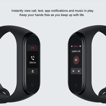 GLOBAL VERSION Original Xiaomi Mi Band 4 Smart Watch Wristband Amoled bluetooth 5.0 Waterproof Heart Rate Fitness Sport Bracelet 1