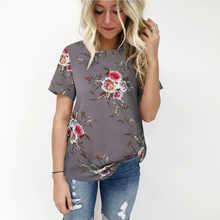 2019 New fashion clothes Women's wear chiffon shirt for Summer day