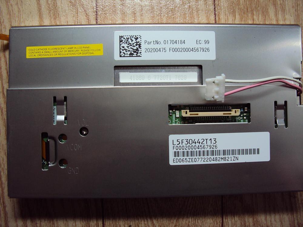 L5F30442T13 a-Si TFT-LCD Panel 12 months warrantyL5F30442T13 a-Si TFT-LCD Panel 12 months warranty