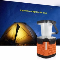 Brine Charging Travel Lights Salt Water Powered LED Lantern Portable Eco Emergency Lights Lamp Camping Brine