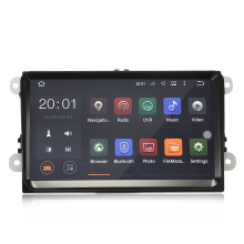 Android 6.0 9 inch Car MP5 Player MP4 FM Video Play 2 din Car Radio Player With GPS Navigation WiFi Steering-wheel Function
