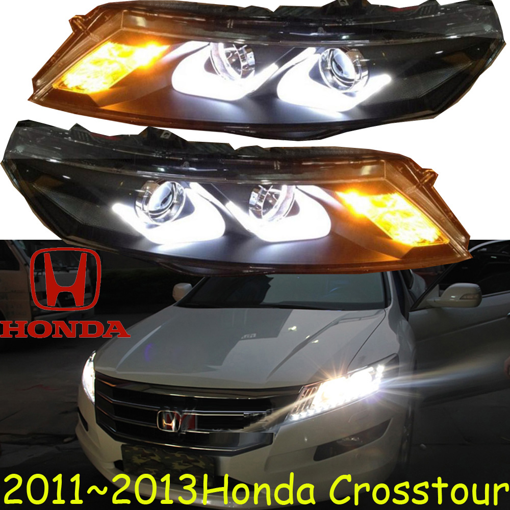 car-styling,Crosstour headlight,2011~2013,Free ship! Crosstour fog,chrome,LED,CRX,CR-Z,Element,EV Plus,Crosstour head lamp,Vezel 2008 2013year car styling murano headlight free ship chrome murano fog lamp tsuru stagea micra sylphy murano head lamp
