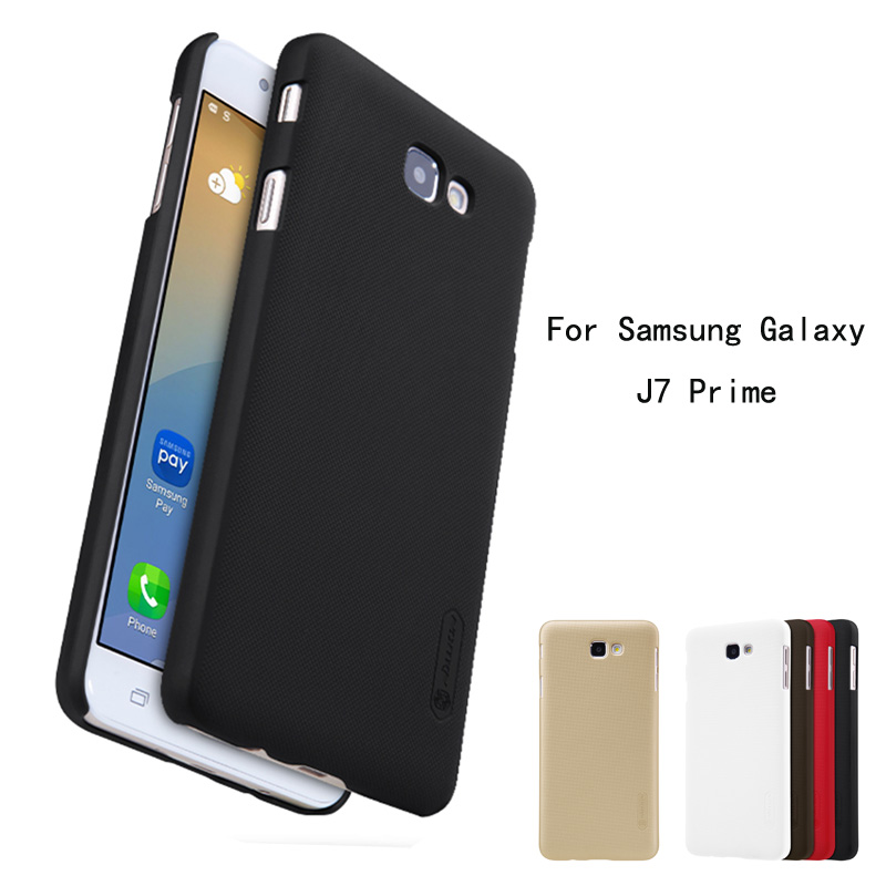 For Samsung Galaxy J7 Prime On7 2016 Case NILLKIN Super Frosted Shield Matte Hard Back Cover Case For Samsung J7...  samsung j7 prime case   Samsung Galaxy J7 Prime 360° protect case #3 (GC) For font b Samsung b font Galaxy font b J7 b font font b Prime b