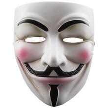 V for Vendetta Anonymous Guy Fawkes, полимерная маска для косплея, карнавальный костюм, игрушки