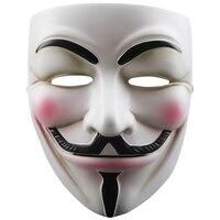 V Jak Vendetta Anonymous Guy Fawkes Żywicy Cosplay Maski Bal Przebierańców Prop Zabawki
