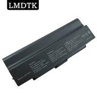 LMDTK Nueva 9 celdas de batería Portátil para SONYVAIO PCG VGN Serie VGP-BPL2 VGP-BPL2C VGP-BPS2 VGP-BPS2A VGC Envío gratis