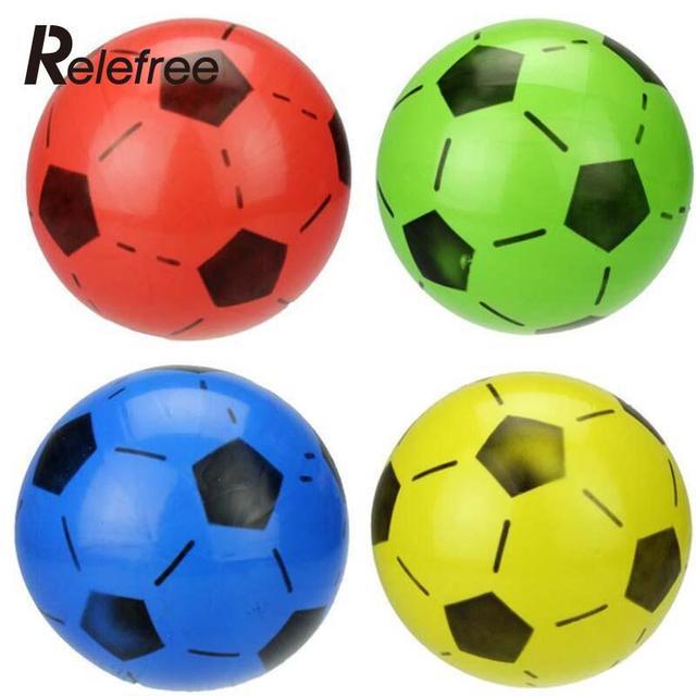 a682e7a4eda48 1 pièces enfants boules d'entraînement enfants ballons de Football balle  d'entraînement école