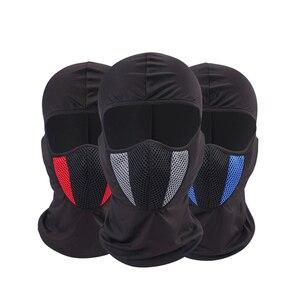Зимний теплый чехол для велоспорта, Пылезащитная ветрозащитная Лыжная маска, капюшон для сноуборда, антипылевой велосипедный термобалакла...