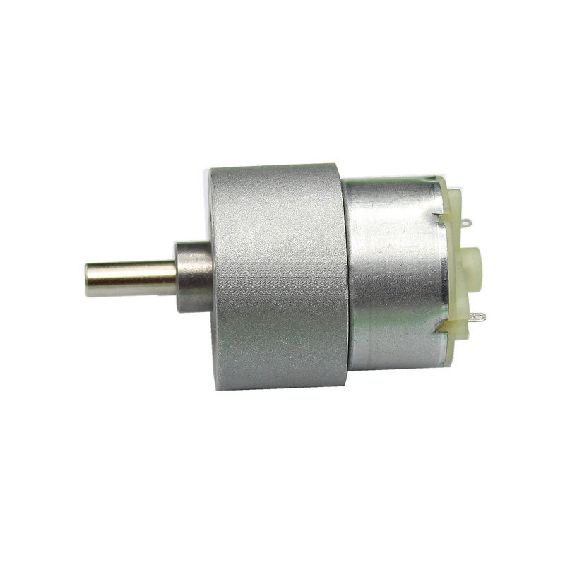 37GB-500 DC Micro Gear Motor, DC Gear Motor, High Torque, Steel Gear Motor, DC6.0V9V12V, Low Power Consumption, Low Noise,CW/CCW 545 large torque dc 3 24v motor low noise motor wind turbines micro motor diy motor for diy toy accessories