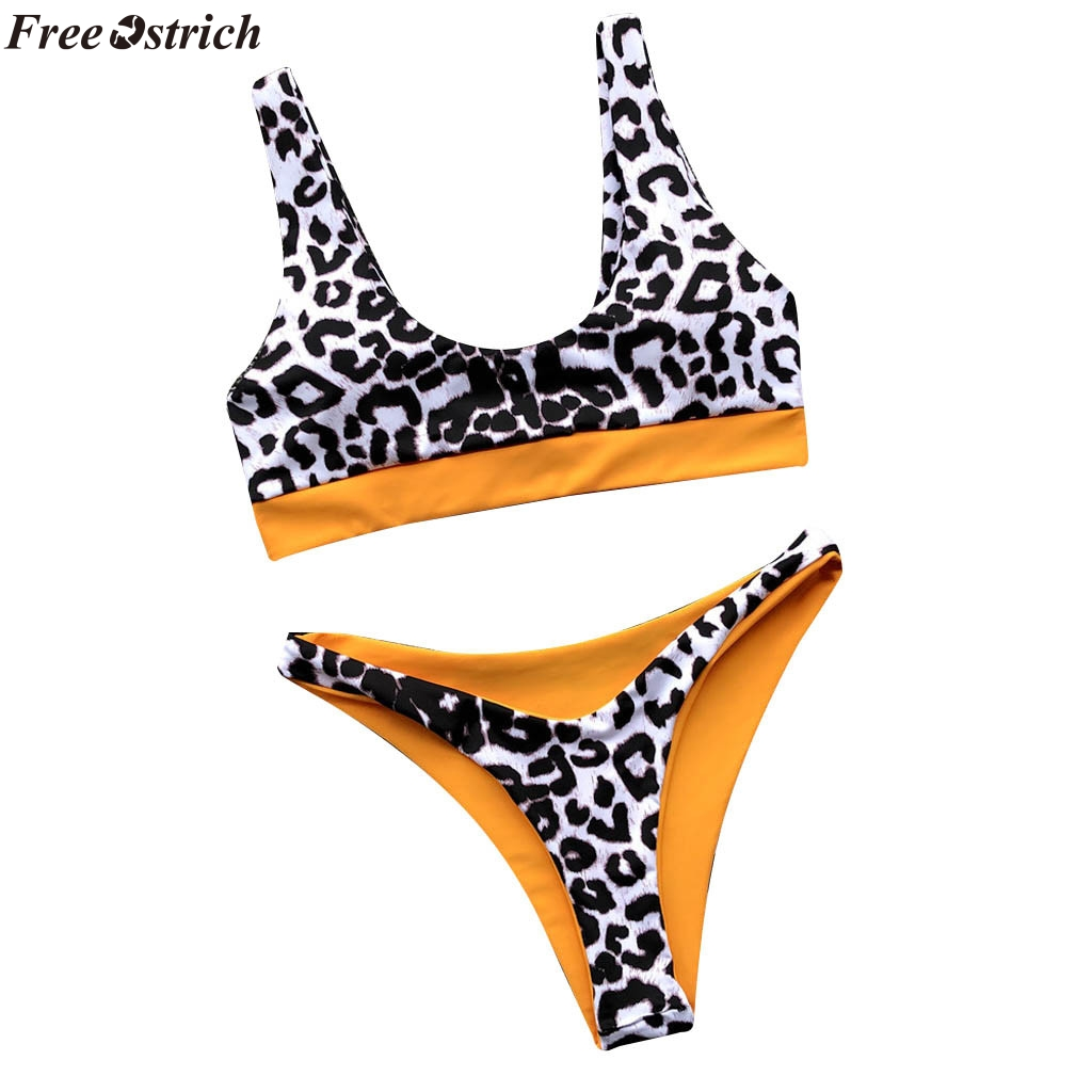 Women's Intimates Jaycosin 2018 Women Sexy Ruffles Bra Set Push-up Padded S Swimsuits Bathing Drop M15 In Many Styles