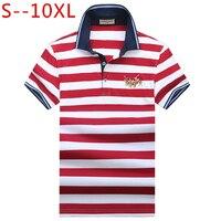 70e35c284c004b 8XL High Quality Brand Striped Shirt Men Polo Ralp Men Shirts 2017 Casual  Cotton Camisa Polo. 10XL di Alta Qualità Marca A Righe Camicia Polo Degli  Uomini ...