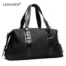New  Men's Travel Bags Large Capacity Men Luggage Large Capacity Handbags Oxford Travel Duffle Bags Fashion Men Folding Bag