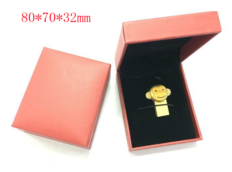 dee524bcfd 5 piezas caja de resorte de alta calidad Clamshell paquete regalo caja  pequeña caja tamaño 80x70x32mm 3